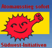 Südwestdeutsche Antiatom-Initiativen